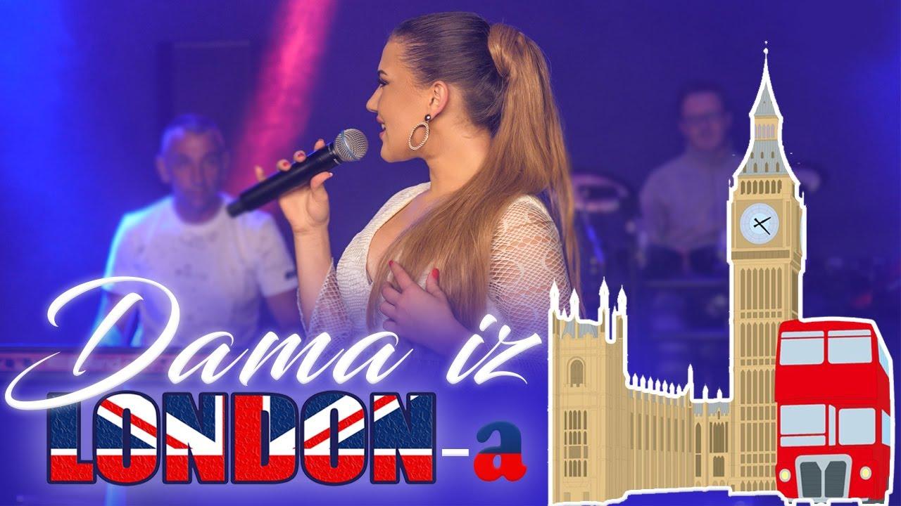 LIVE BAND KRUSEVAC - DAMA IZ LONDONA (LIVE)