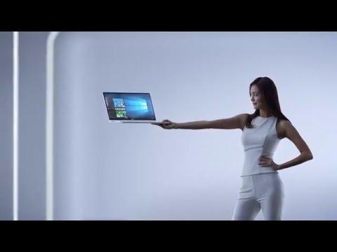 LG PC 그램15 광고 (2016년)_30s_인텔