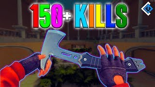Critical Ops NEW Tactical Axe 150+ Kills Gameplay!