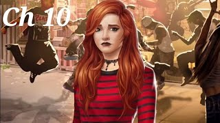 Choices:- High School Story: Class Act Chapter #10 (Diamonds used)