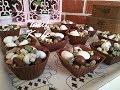 Çikolata Tabakları (Çikolatadan Tabak Yapımı)