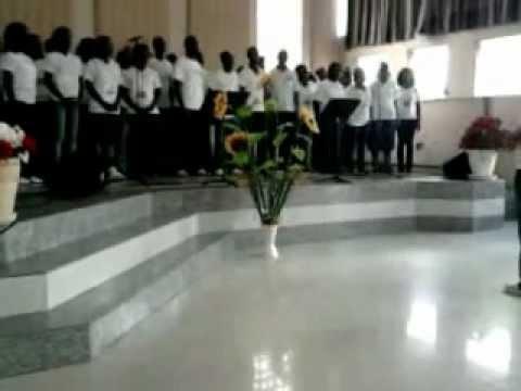 Monrovia Community Mass Choir Inc  Theme Song, Referendum Awarness Concert