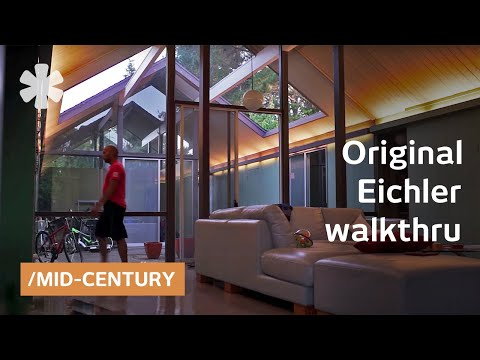 Eichler homes rediscovery: when suburban was modern & livable