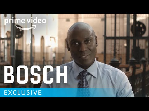 Behind the s With Lance Reddick  Prime Video