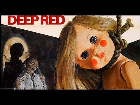 Deep Red Original Trailer (Dario Argento, 1975) Profondo Rosso slasher a través del tiempo
