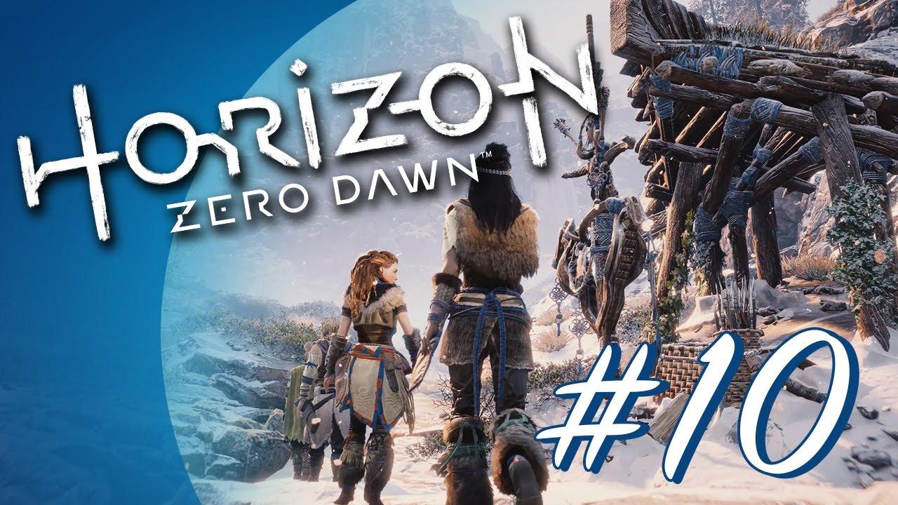 Horizon: Zero Dawn #10 - Meridian (PS4 Gameplay)