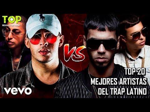 Bad Bunny VS Anuel AA TRAP MIX 2017 Los Reyes del Trap