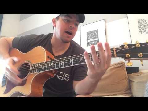 Hard to Be Cool - Joe Nichols (Beginner Guitar Lesson)