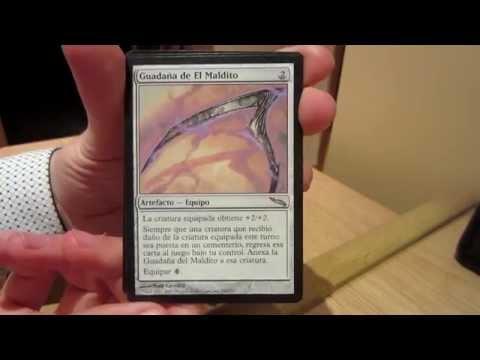 Unboxing Cartas Magic Sueltas