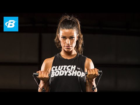 45 Minute at Home Strength Workout: Day 17 | Clutch Life: Ashley Conrad's 24/7 Fitness Trainer