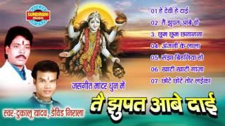 Tain Jhupat Aabe Dai - Chhattisgarhi Jas Geet - Jukebox - Dukalu Yadav - Devit Nirala