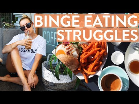 Binge Eating & Fitness Modelling | Day in the Life + Couples Workout