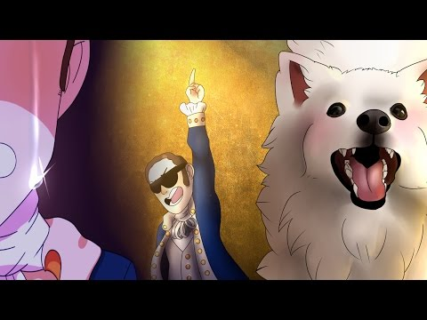 Alexander Hamilton the Anime thumbnail