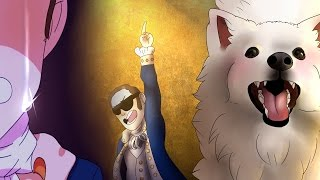 Alexander Hamilton the Anime