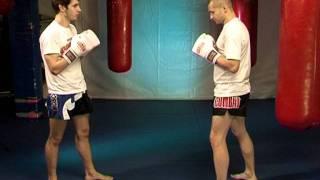 Тайский бокс техника