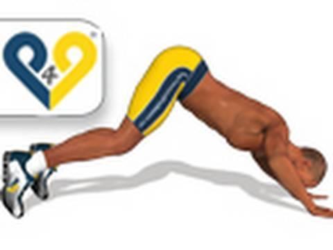 tipos de flexiones de pecho y para que sirven