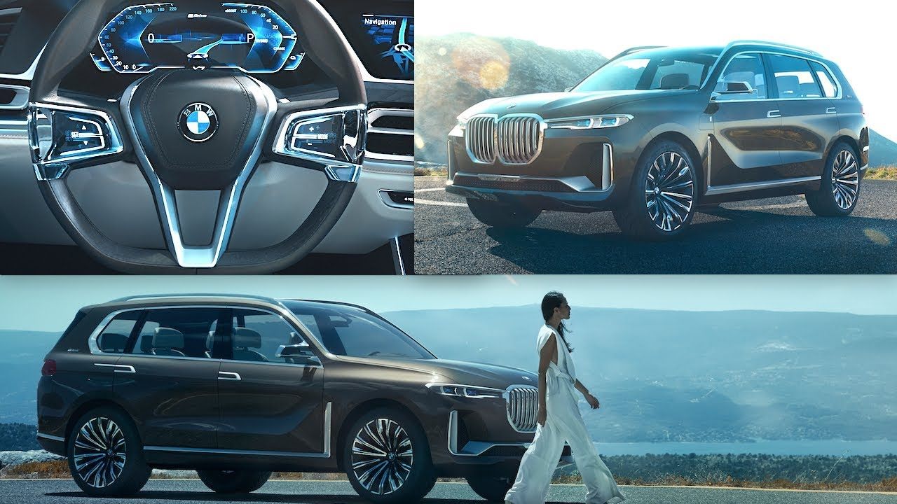 X8 Bmw >> BMW X7 REVIEW 2018 BMW X7 Video In Detail Review CARJAM TV HD - YouTube