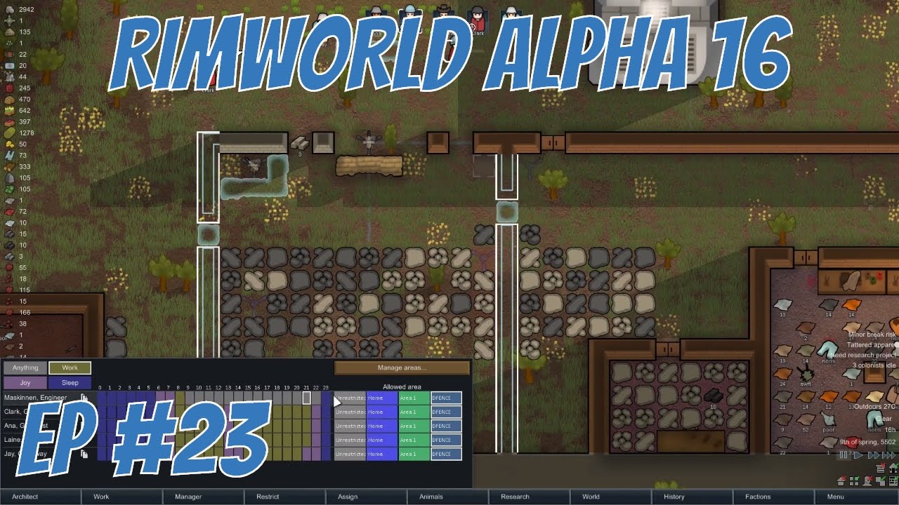 Rimworld Keep Animals Out Of Buildings
