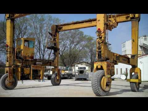 Mi-Jack Travelift 650 Overhead Crane