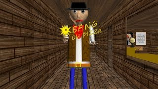 SHERIFF BALDI FOUND! | Baldi's Basics in Education and Learning (MOD)