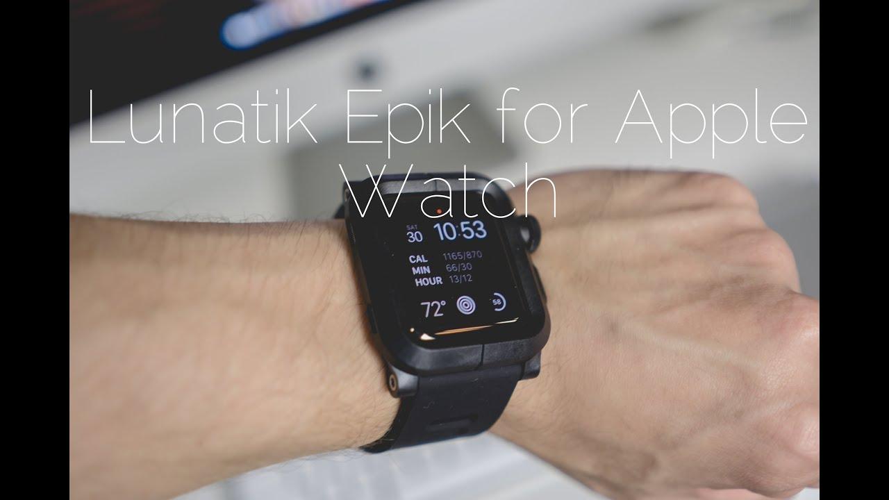 Lunatik Epik Le Watch Case Unboxing Review