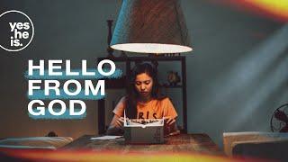 Gambar cover Hello From God (Music Video Kristen) - Karena Yesus Kuberharga - song by Franky Kuncoro