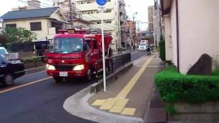 斉生会千里病院 救命救急センター所属のドクターカーです.