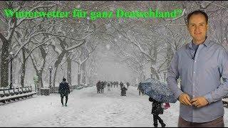 Wetterumstellung: Beißt sich der Winter bald in ganz Deutschland fest? (Mod.: Dominik Jung)
