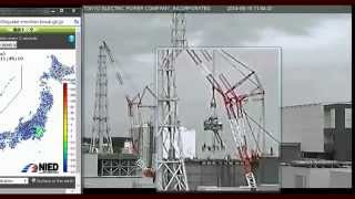 Fukushima News 6/9/14:Tepco: Unit 2 Melted Fuel  Exposed- Water In Reactor Half Expected Levels
