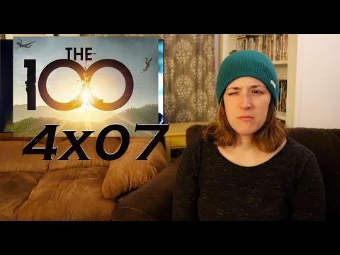 The 100 - 4x07 - Gimme Shelter Reaction
