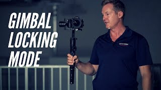 When should You Use Locking Mode? | Zhiyun Crane 2 | By Darren Miles