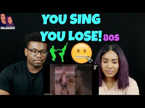 TRY NOT TO SING 80's EDITION!!! (HARD!!!!!)
