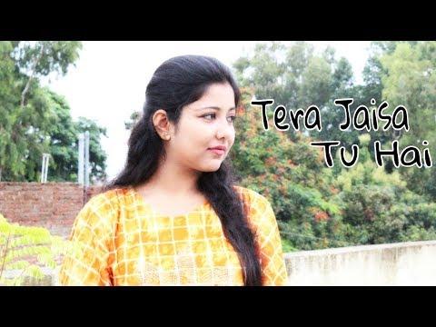 Tere Jaisa Tu Hai Video Song | FANNEY KHAN | Anil Kapoor | Aishwariya Rai Bachchan | Rajkummar Rao