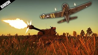 HOLY HELLCAT, F6F-5N CannonCat & M18 War Thunder Gameplay