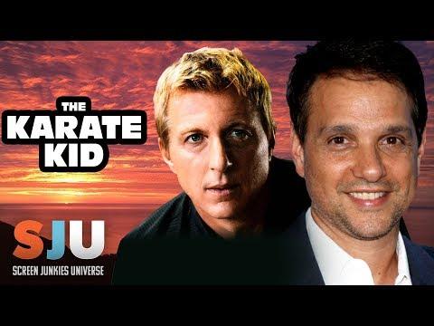 Dumbest Movie Lawsuit in History + Karate Kid Returns! - SJU