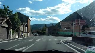 Du Decathlon (Foix) à la maison (La Bastide de Serou)