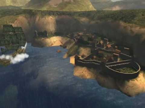 Bartolomeu Storyline Davy Jones Scene
