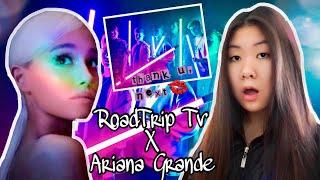ROADTRIP - (Ariana Grande) thank u, next + 7 rings + break up with your girlfriend *REACTION*