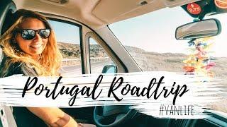 Es geht los! Unser Camper Roadtrip durch Portugal!   VANLIFE #1   Lilies Diary