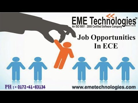 Job Opportunities In Electronics And Communication Engineers | ECE