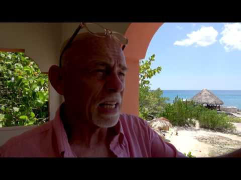 Coral Cove Resort Tour Jamaica with GANJA GARDEN!