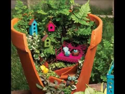 Gypsy Garden Pot Youtube