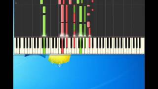 Lionel Richie   Say You, Say Me [Piano tutorial by Synthesia]