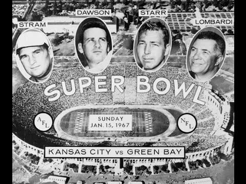 Image result for 1967 super bowl