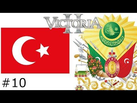 Victoria 2, Ottoman Empire, Part 10 - Calm Before the Scramble