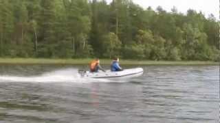 Лодки Фрегат. Выездное обучение (сентябрь 2011 г.)