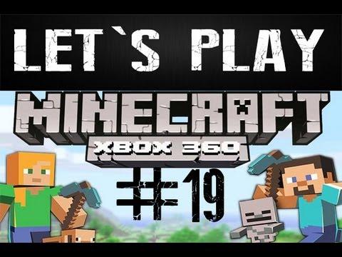 19# Let's play Minecraft Xbox360 Ein neues FamilienmitGlied