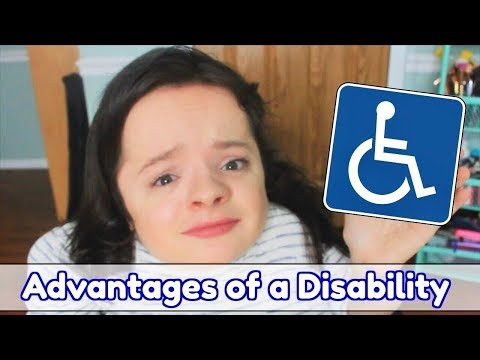 Advantages of Having a Disability | FunsizedStyle