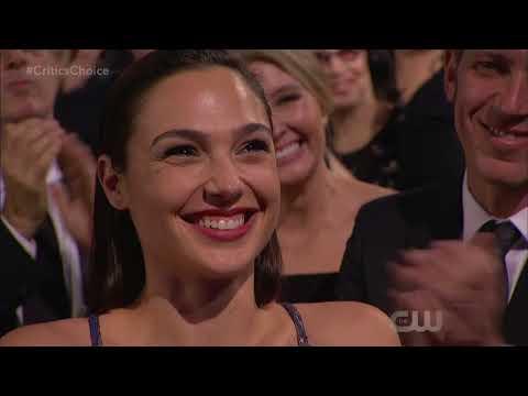 Gal Gadot's #SeeHer Award Acceptance Speech