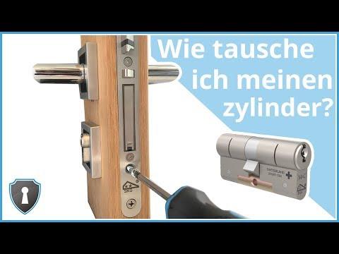 Wie Tausche Ich Meinen Zylinder Aus? | Sicherheits-Schloss.de